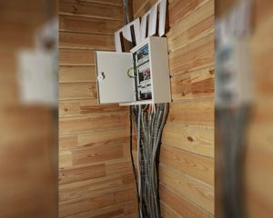 Монтаж распаечной коробки (фото 11)