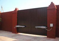 Подключение автоматических ворот (фото 2)