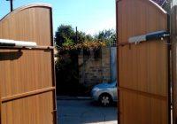 Подключение автоматических ворот (фото 9)