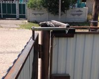 Подключение автоматических ворот (фото 8)