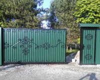 Подключение автоматических ворот (фото 6)