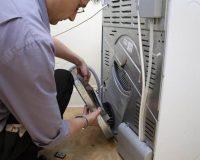 Установка стиральной машины (фото 2)
