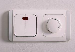 установка светорегулятора