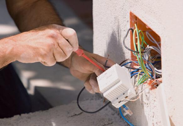 Замена электропроводки в подъезде