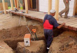 Монтаж заземления в частном доме (фото 1)