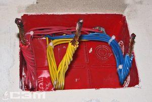 Монтаж распаечной коробки (фото 8)