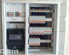 Замена пробок на автоматы (фото 5)