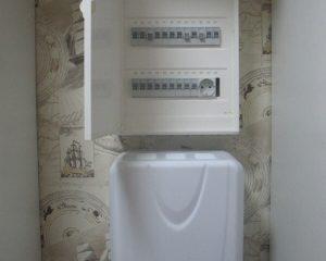 Замена пробок на автоматы (фото 4)