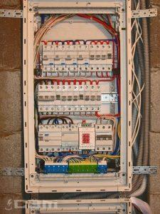 Установка электрощитов (фото 8)