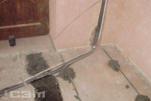 Монтаж проводки в доме (фото 11)