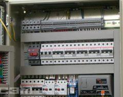 Установка электрощитов (фото 6)