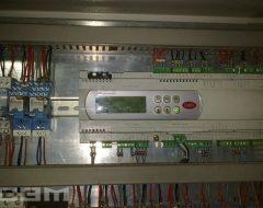 Установка электрощитов (фото 4)