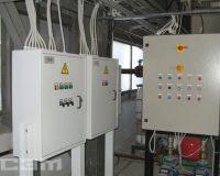 Установка электрощитов (фото 1)