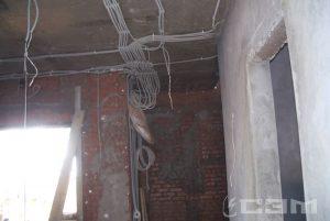 Монтаж проводки в доме (фото 9)