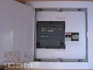 Монтаж электросчетчиков (фото 6)