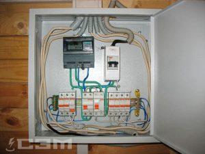 Монтаж электросчетчиков (фото 5)