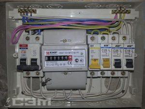 Монтаж электросчетчиков (фото 4)