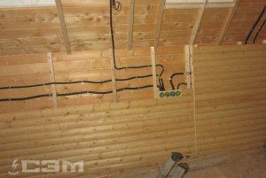 Монтаж электропроводки (фото 9)