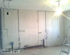 Монтаж электропроводки (фото 8)
