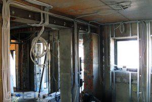 Монтаж электропроводки (фото 5)