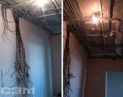 Электропроводка в квартире (фото 1)