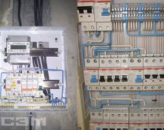 Монтаж электрощитов (фото 3)