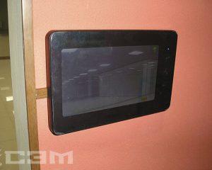 Установка видеодомофона (фото 1)