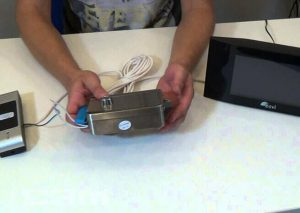 Установка видеодомофона (фото 5)