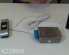 Установка видеодомофона (фото 4)