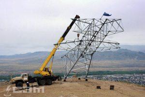 Строительство воздушных линий (фото 10)Строительство воздушных линий (фото 10)