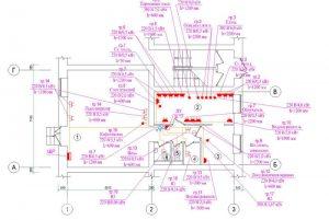 План электроснабжения в помещении (фото 6)