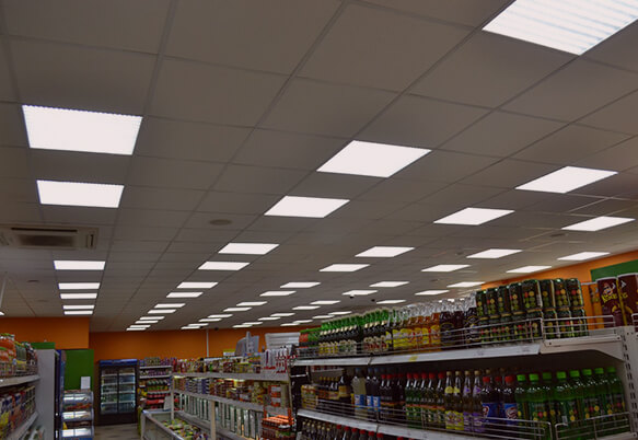 Электроснабжениеторговыхцентров и супермаркетов